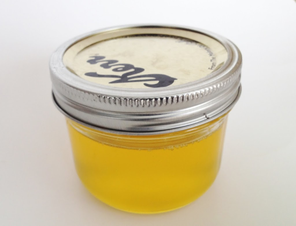 Ghee:  Benefits and How To Make Your Own