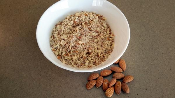 Grain Free Nut Bars almonds