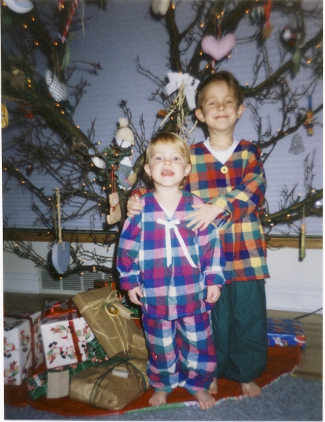 Non traditional Christmas Trees 1994
