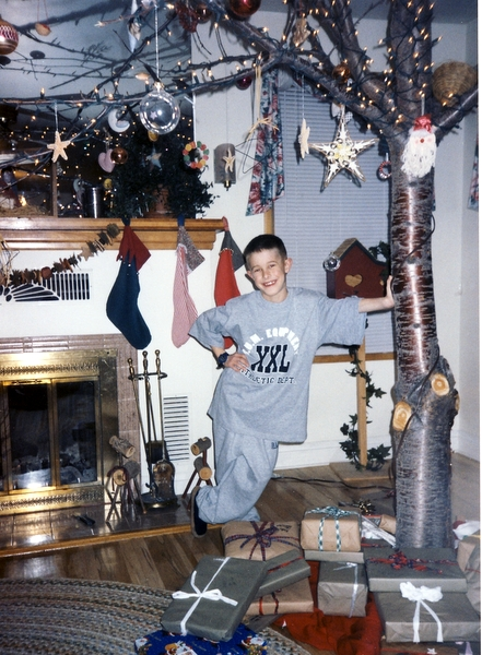 Non traditional Christmas Trees 1998