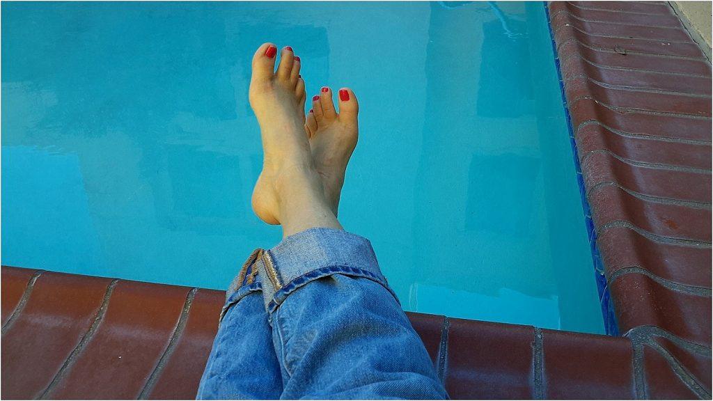 myofascial release pool