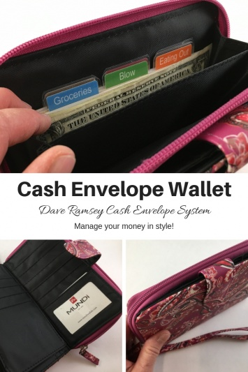 Diy cash envelope system