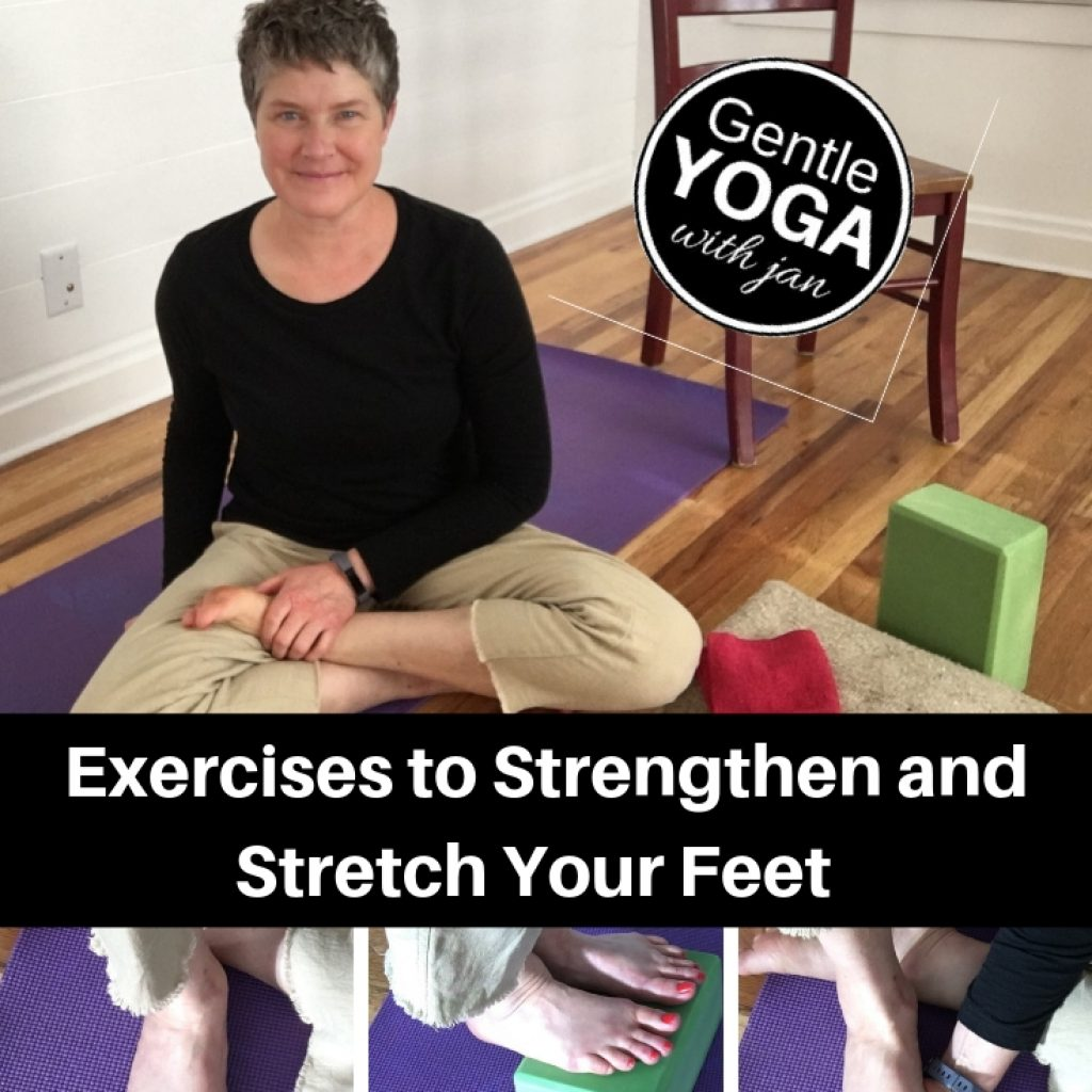 stretch your feet