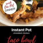 instant pot taco bowl youmakeitsimple.com