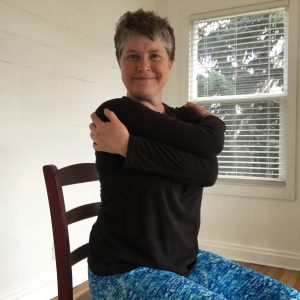 chair yoga for anxiety