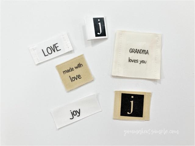 heat transfer paper labels