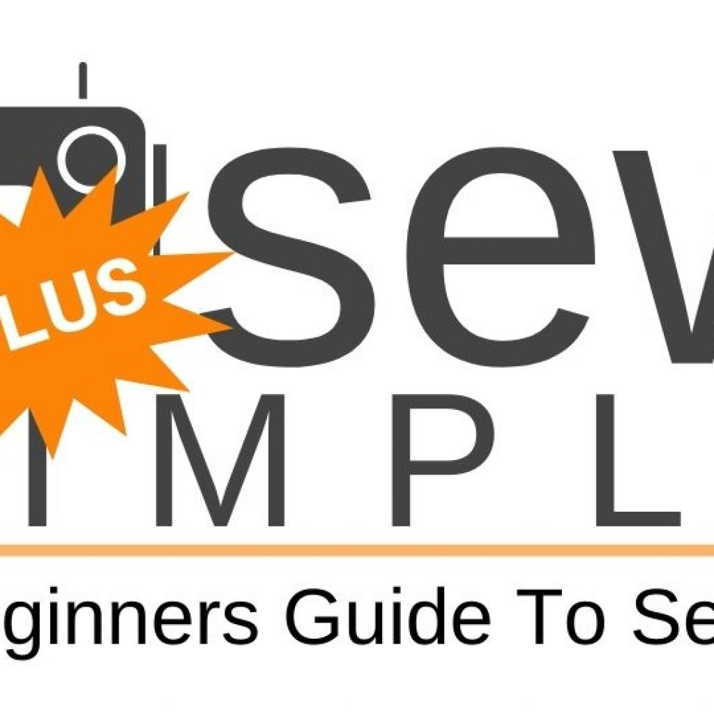 Sew Simple A beginners Guide To Sewing