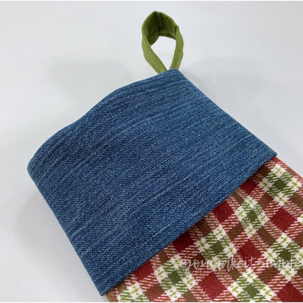 Christmas Stocking Sewing Tutorial youmakeitsimple.com