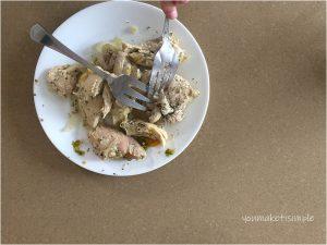 instant pot chicken philly
