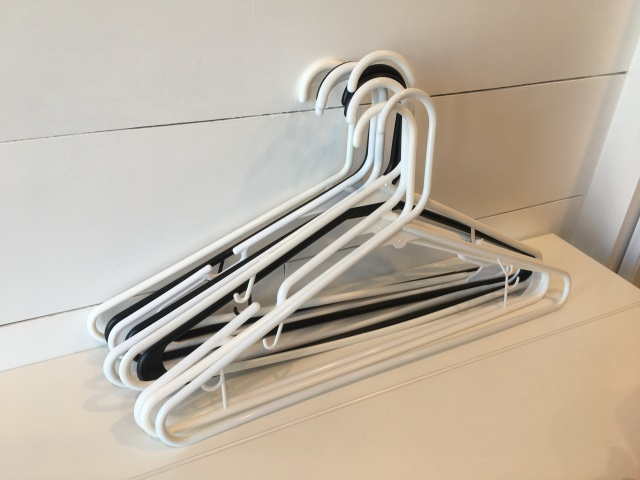 Hanging Up Your Laundry