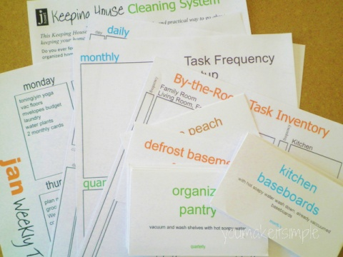 cleaning system