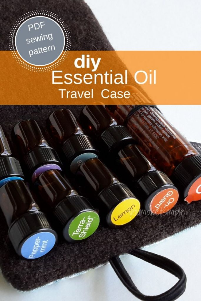 essential oil case