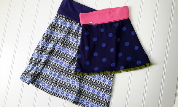 upcycled skirts