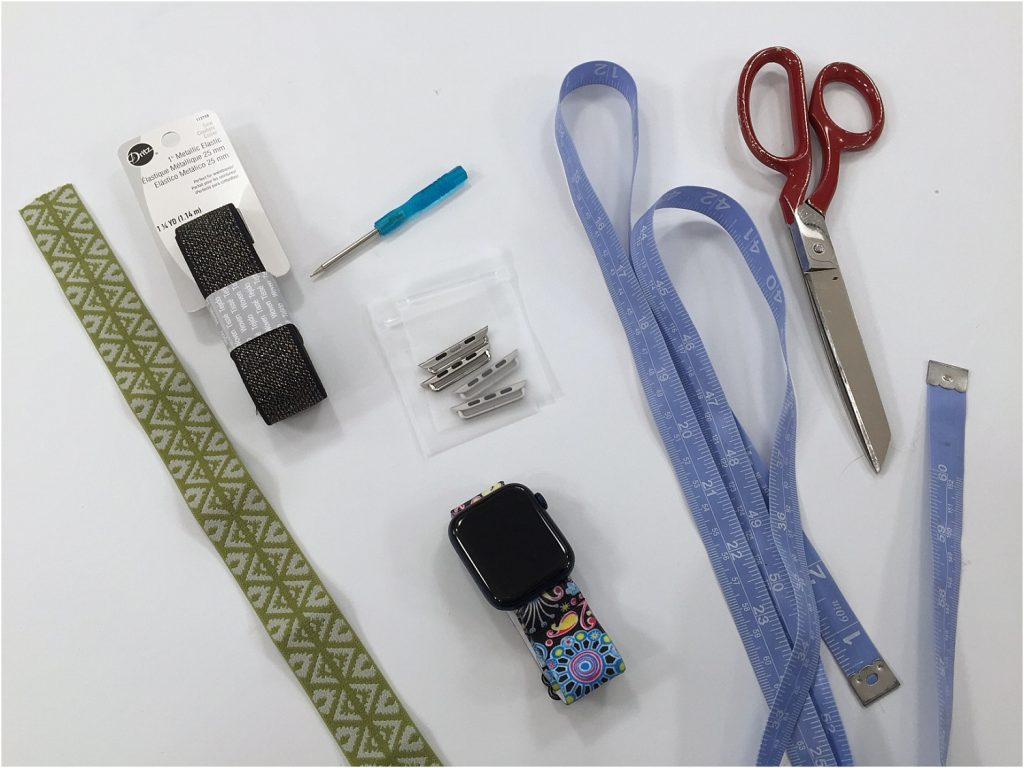 watch band items needed