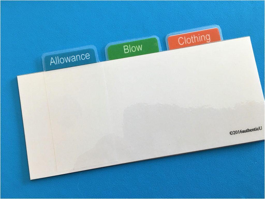 cDiy cash envelope system