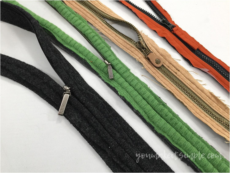 zipper recycling youmakeitsimple.com