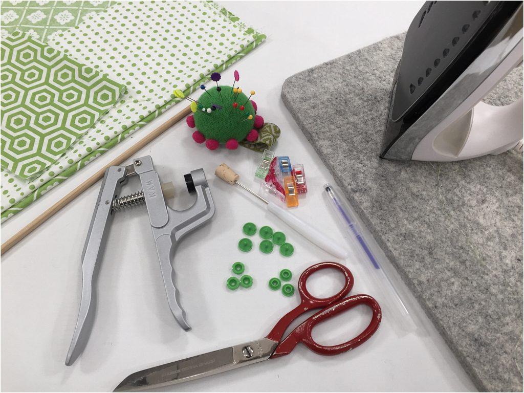 baby bib materials and supplies