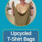 Upcycled t-shirt bags youmakeitsimple.com