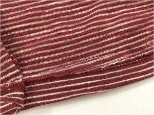 t-shirt bags zigzag stitch