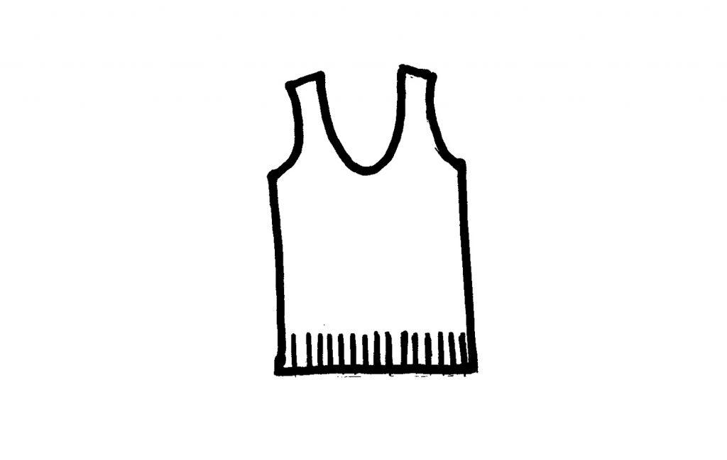 t-shirt bags cutting strips