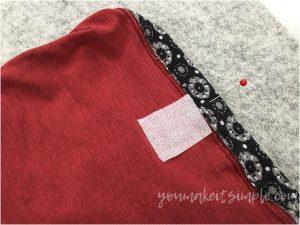 fabric stabilizer interfacing