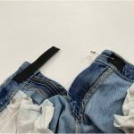 take in jeans at waist elastic