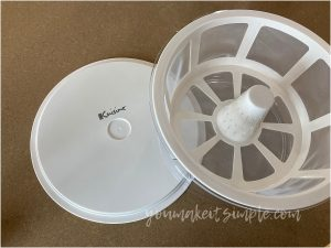 instant pot yogurt mesh strainer