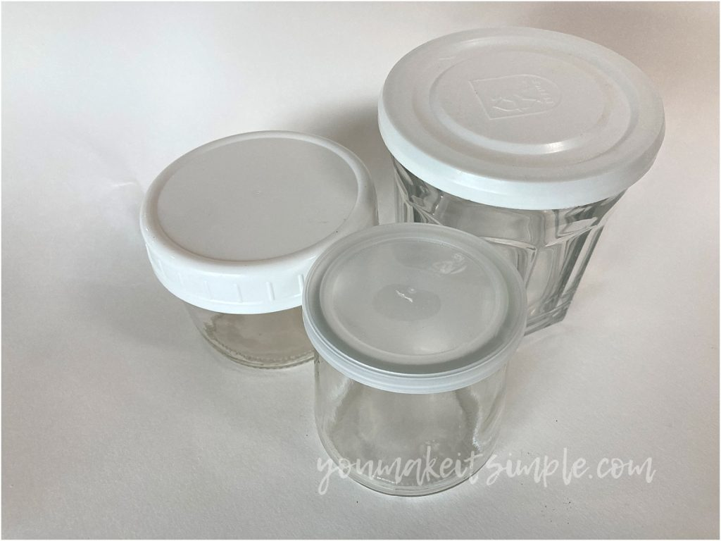 instant pot yogurt storage