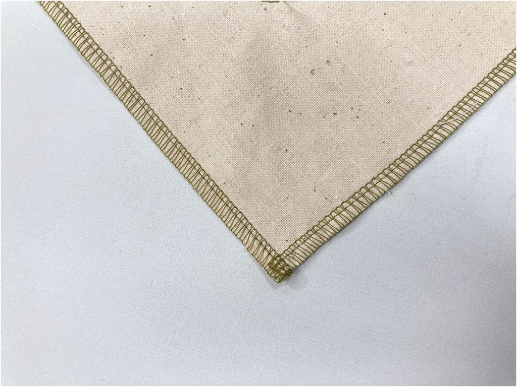 Sewing Corners and Curves outer corners