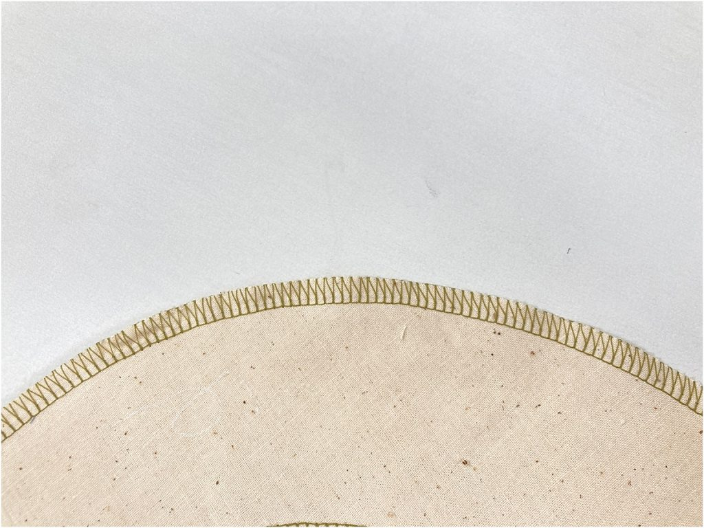 sewing corners and curves outer curve