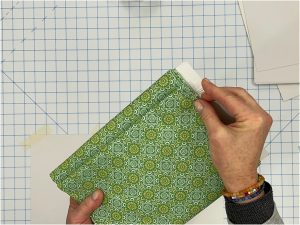 organize your fabric clipping