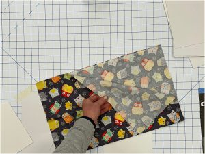 organize your fabric fat quarters