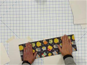 organize your fabric fat quarters 2