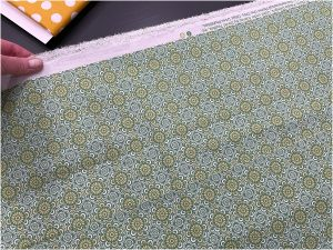 organize your fabric fodling