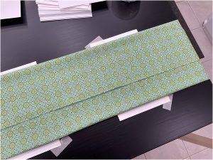 organize your fabric mini bolts folding